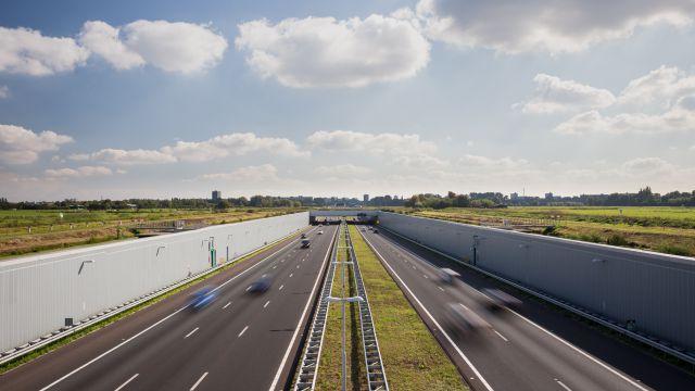 A4 between Delft and Schiedam in the spotlight