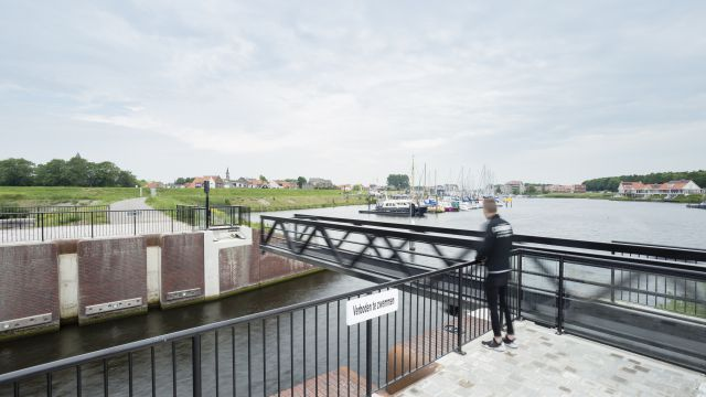 Room for the River project at Port of Tholen complete