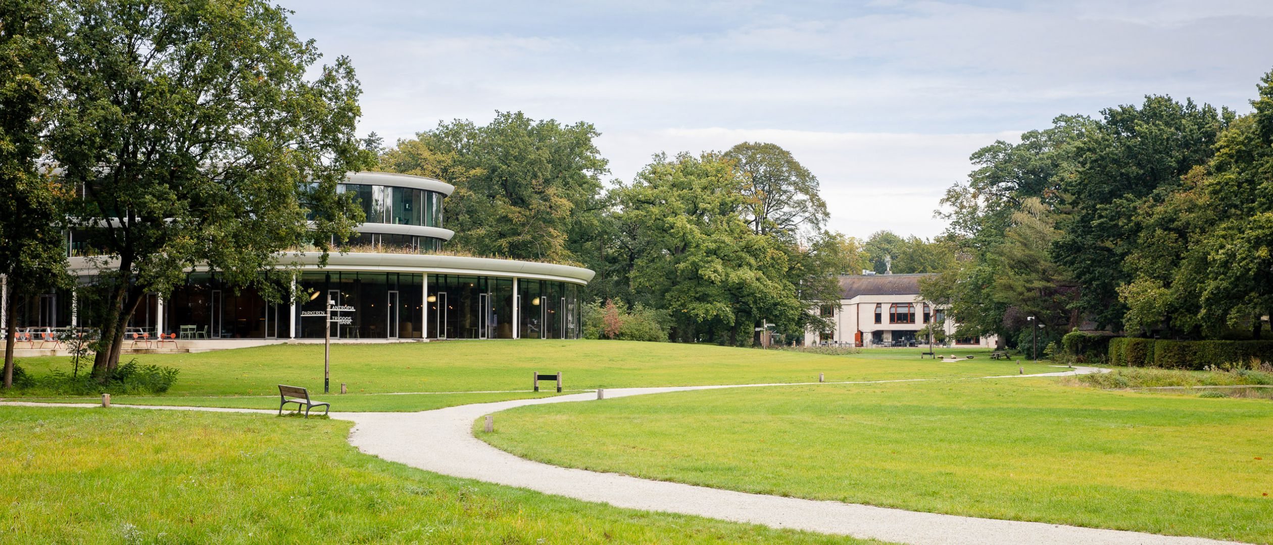 Campus Triodos Bank, Landgoed De Reehorst, Zeist