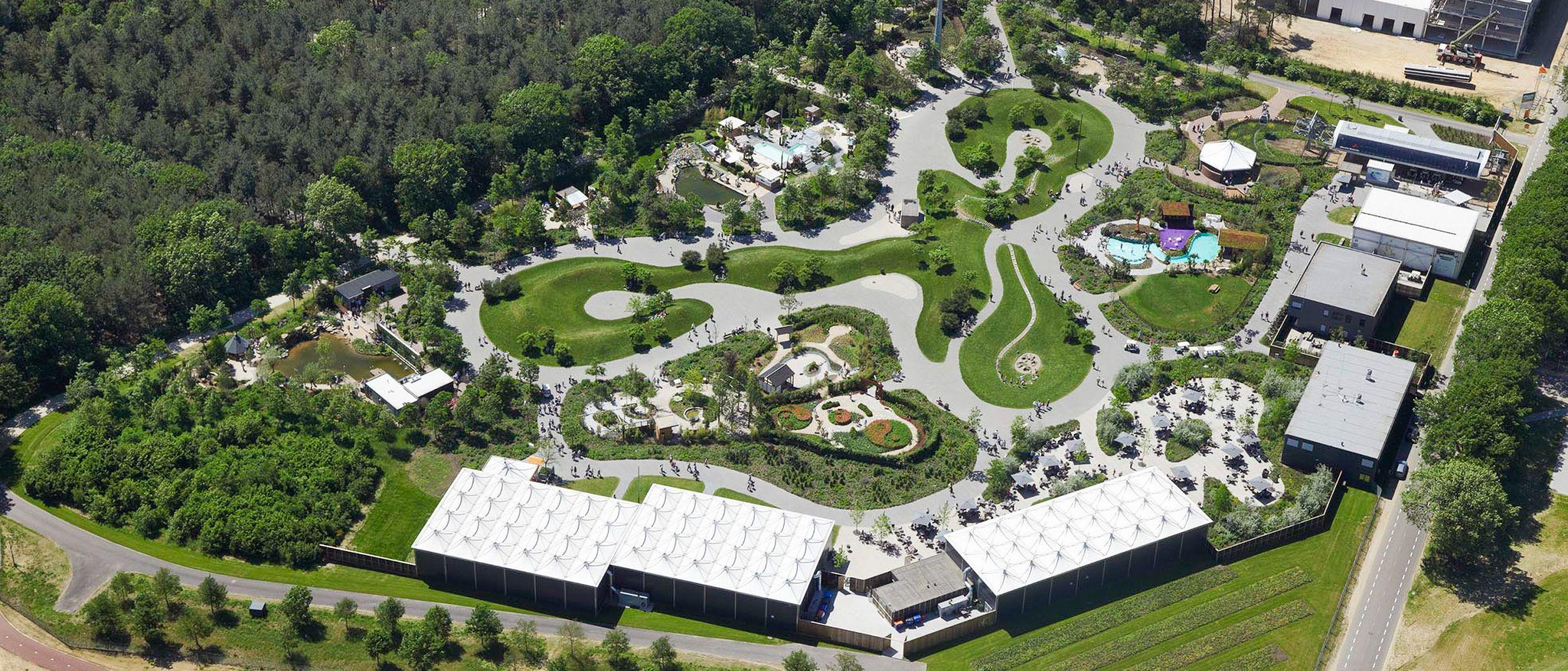 Belevingspark, Wereldtuinbouw -tentoonstelling Floriade 2012