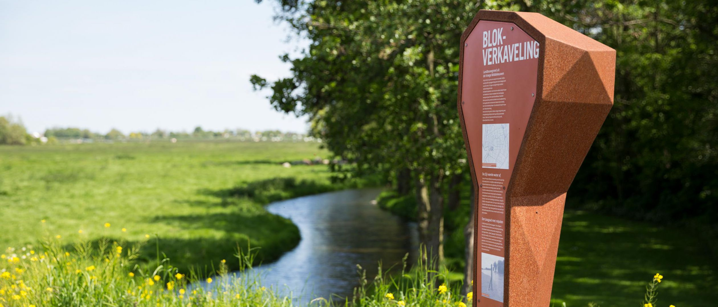 Landschapspark Rondje Kaag, Leidse Ommelanden