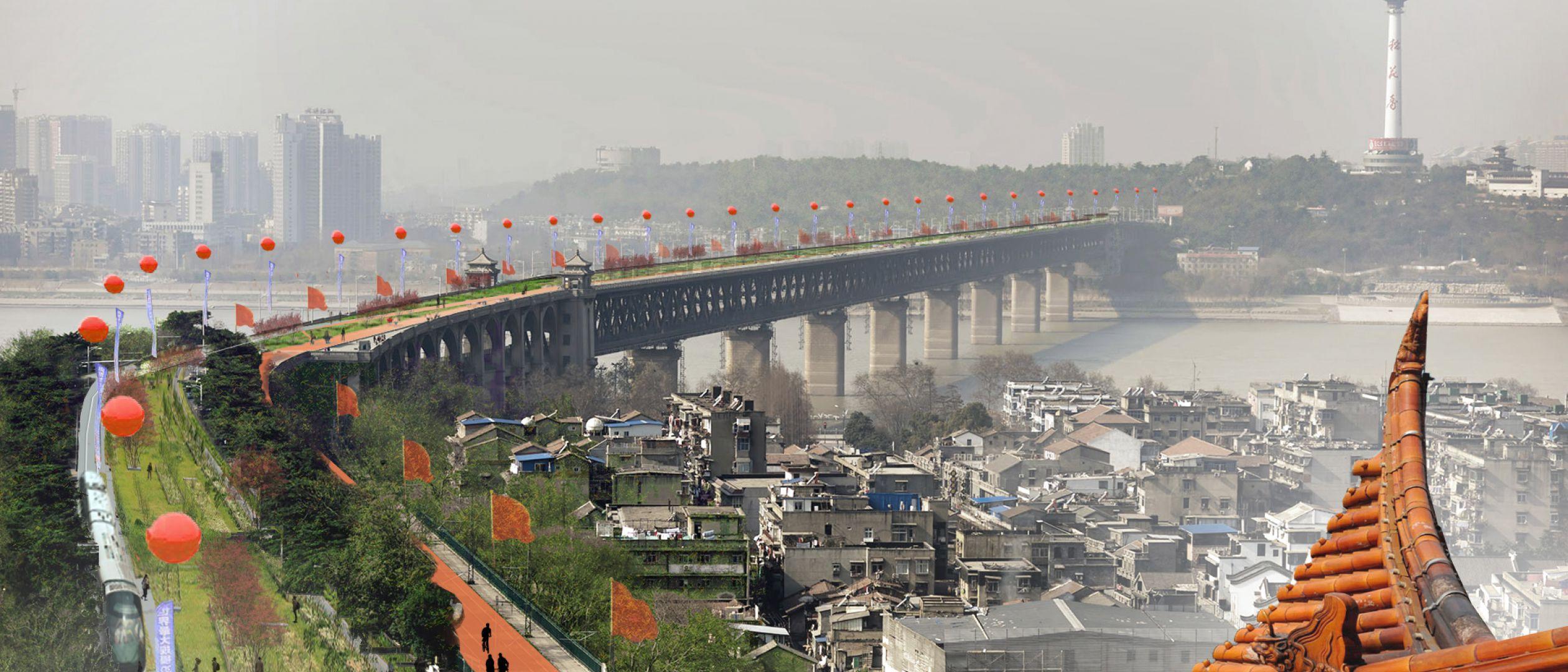 Slow-traffic Plan, Wuhan