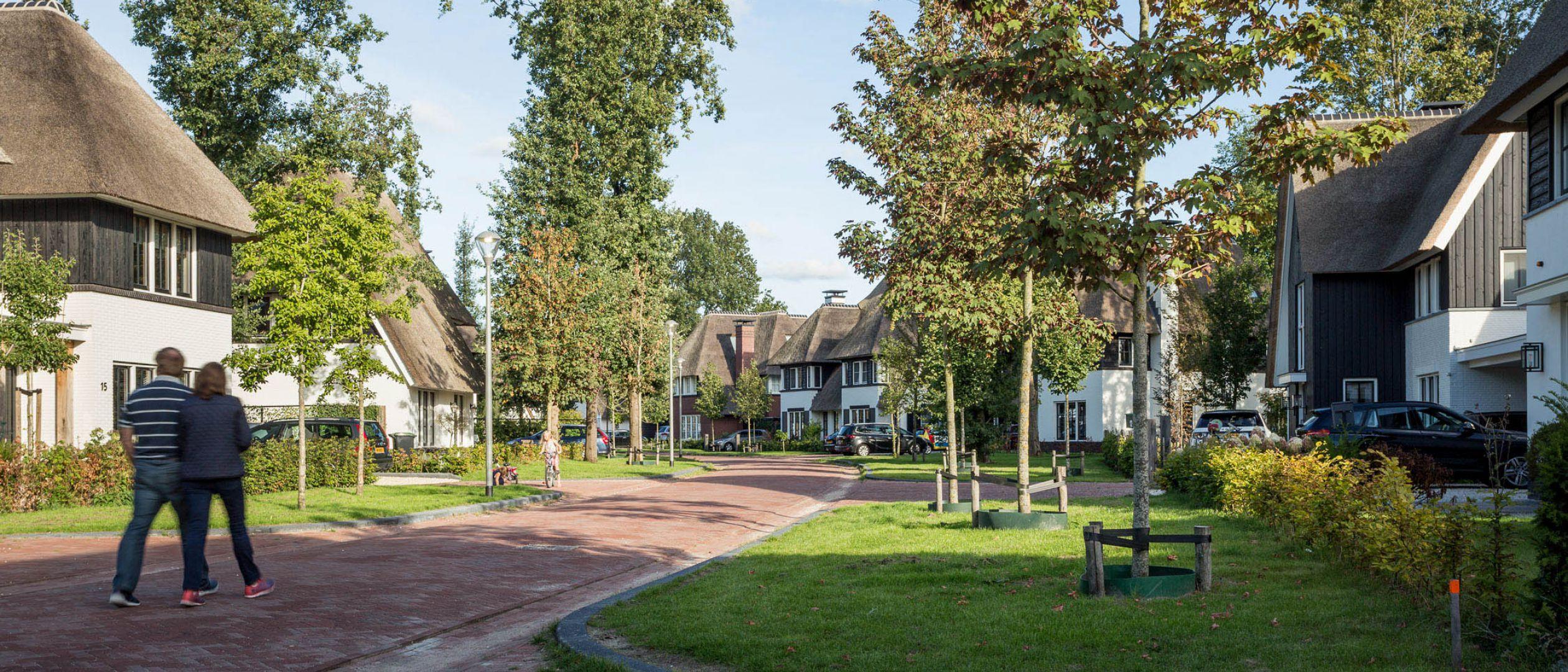 Villawijk Naardereiland, Naarden