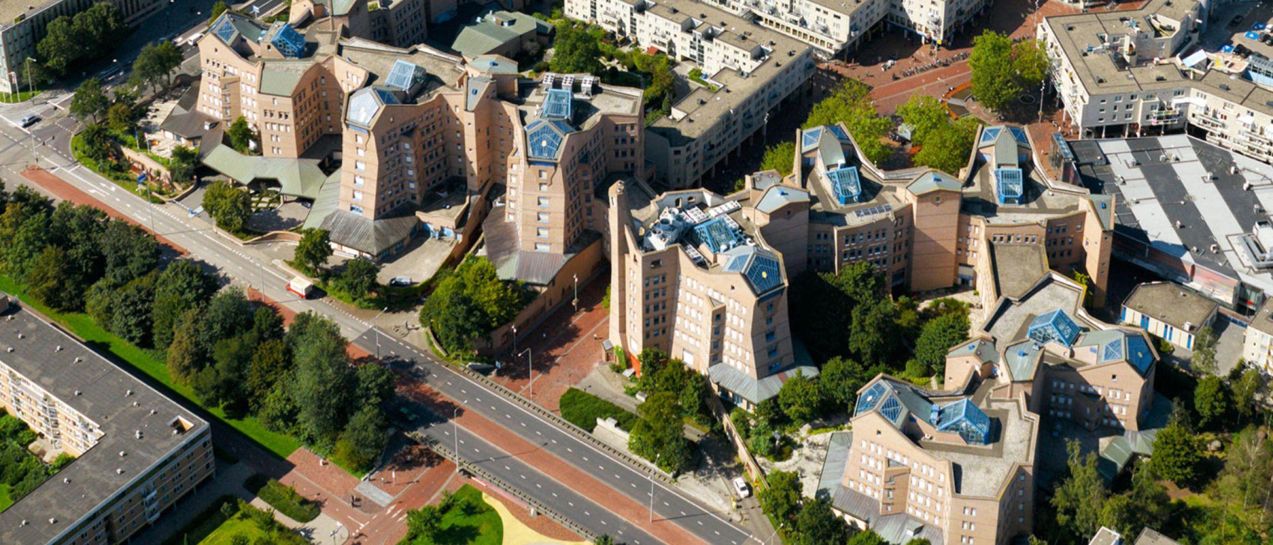Campus ING Bank Tuinen Amsterdamse Poort, Amsterdam